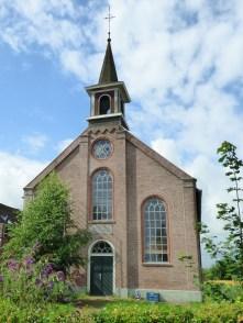 Eben Haëzer, Ezinge (voormalige Gereformeerde kerk)