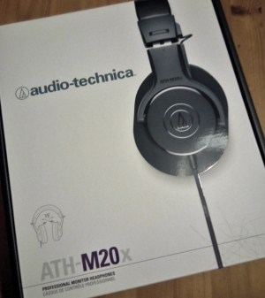 AudioTechnica-ATHm20x Review en Test