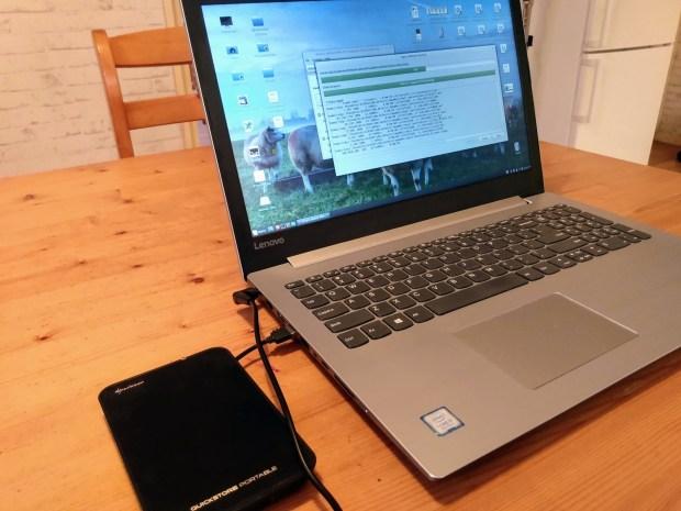 Migratie laptop naar Linux Mint 20