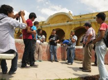 Reseña de la caminata fotográfica Street Photography en La Antigua Guatemala