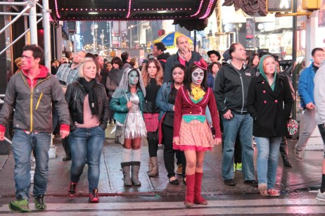 Pictures of The Photogenic and Fun Halloween Night in NYC by Rudy Giron