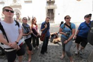 Photographic overview of the photo walk: Revealing the secrets of Antigua Guatemala