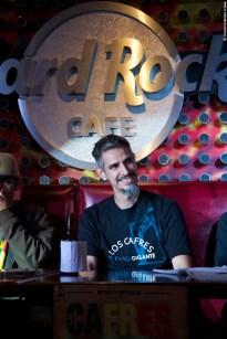 Meet-n-Greet de Los Cafres en Hard Rock Café en Guatemala image by Rudy Giron + http://photos.rudygiron.com