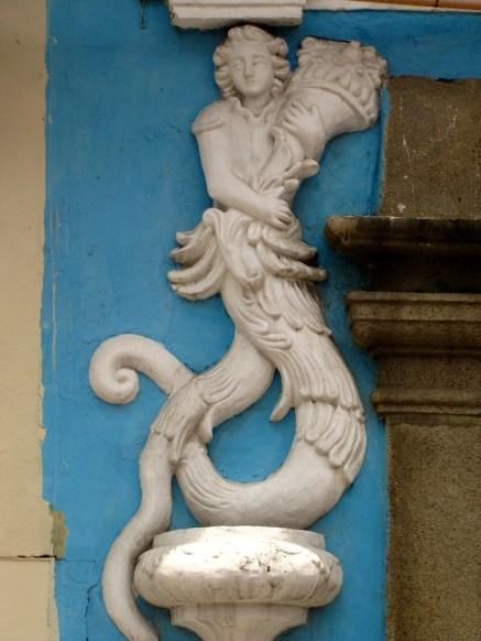 Sirena de la Casa Siliezar. © Rudy Girón