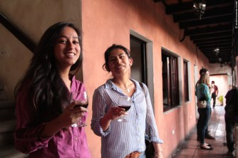 Private Showing of #Guategrams Photo Exhibit in Antigua Guatemala