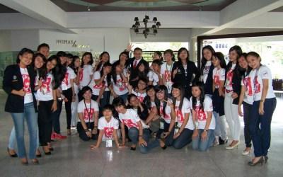 Seminar PR di STIKS Tarakanita