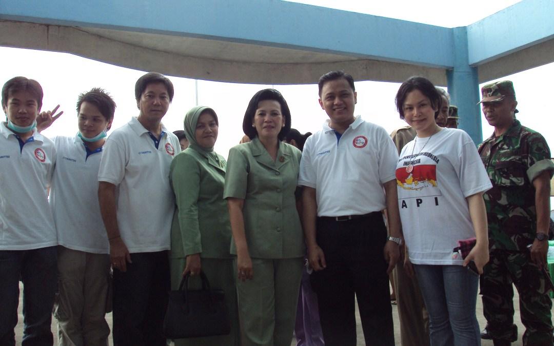 Charity for Merapi – #ActforIndonesia