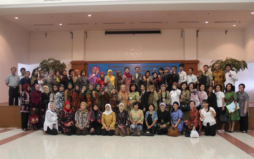 Pembekalan Motivasi u/ Dekranasda DKI Jakarta