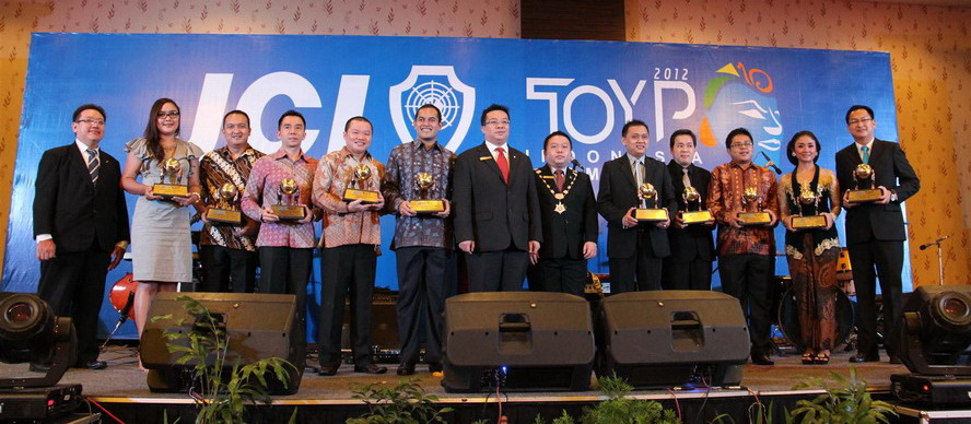 Ten Outstanding Young Person – Indonesia 2012