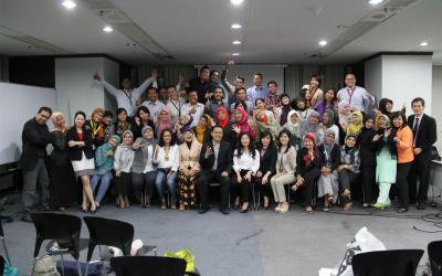 PBS Reunion Pertama diadakan di Jakarta