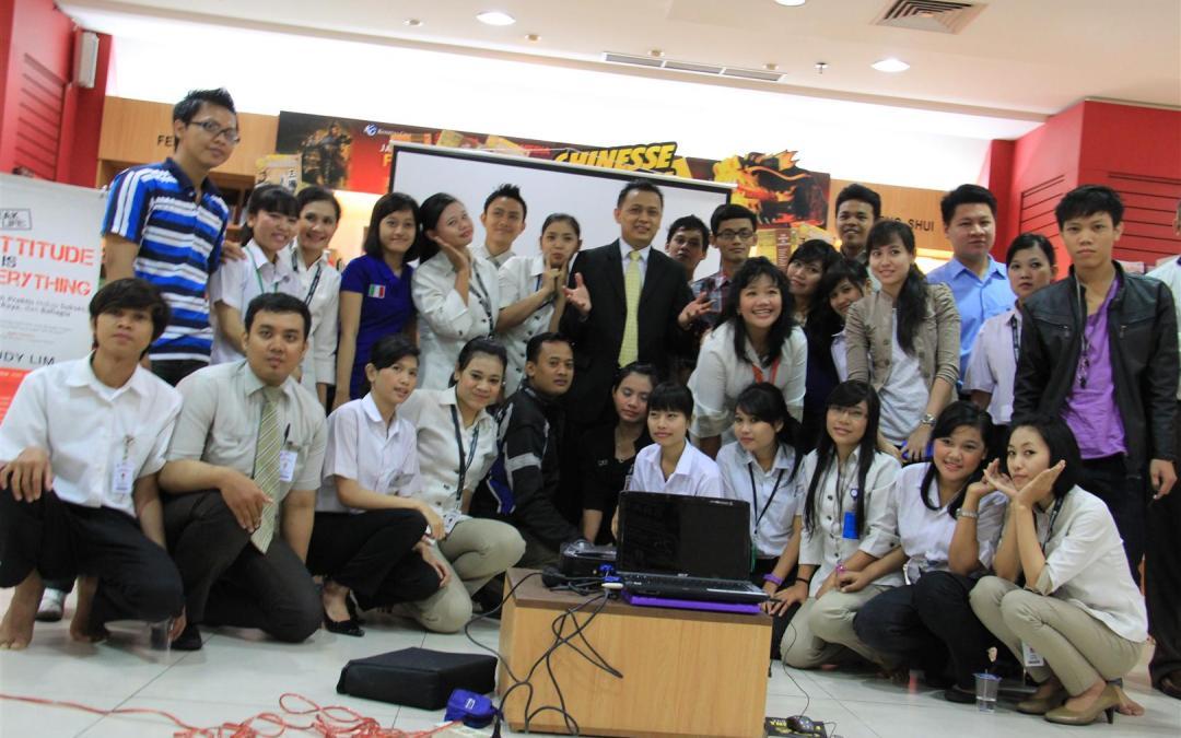 Seminar Motivasi: TB Gramedia – Regional 3