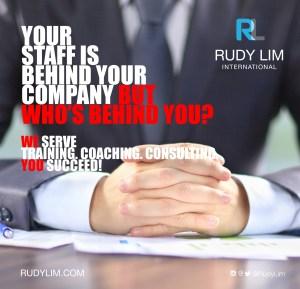 Motivator Indonesia: Rudy Lim