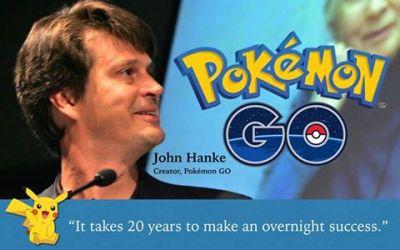 Kisah Inspirasi dibalik Games Pokemon Go