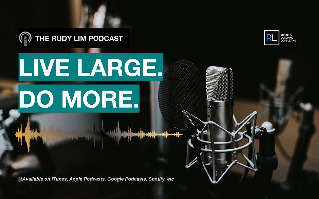 Coming Soon: The Rudy Lim Podcast
