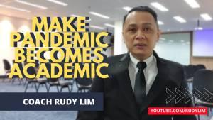 Makes Pandemic Becomes Academic