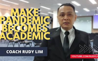 Make Pandemic COVID-19 Becomes Academic