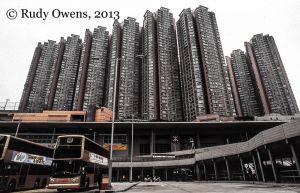 Urban Living, Hong Kong Style
