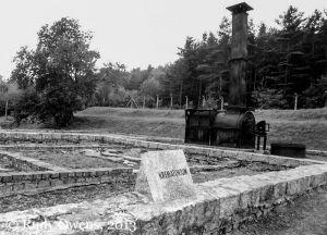 Gross-Rosen Camp Crematorium