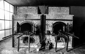 Stutthof Camp Crematorium