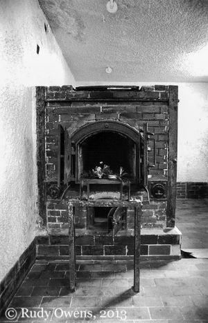 Flossenbürg Camp Crematorium