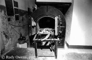 Mittelbau-Dora Camp Crematorium