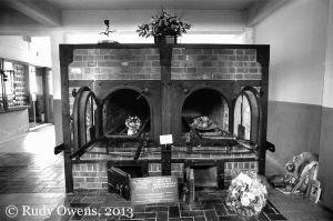 Mauthausen Camp Crematorium