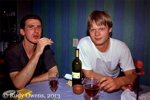 Roy And Martin, Young East Germans