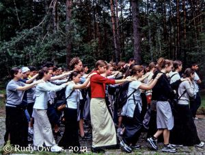 Treblinka Death Camp Visitors