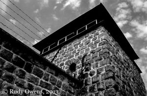 Guard Tower, Mauthausen Concentration Camp