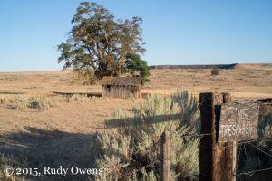Central Oregon, Old Farm