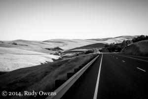 Oregon Back Road, June 2014