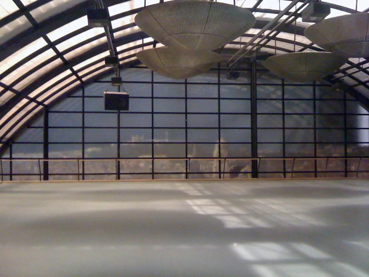 Miniature salle de danse Opéra de Lyon