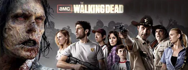 The Walking Dead, série morte vivante