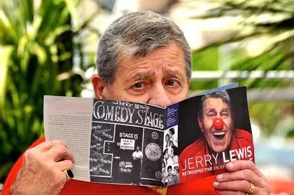 Jerry Lewis reçoit un hommage au 66ème Festival de Cannes