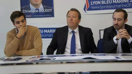 Organigramme et tract identitaire : le FN lance sa campagne pour Lyon