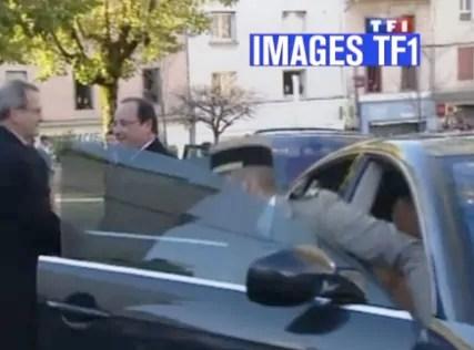 Hollande à Oyonnax : TF1 a décalé les huées de « 4 secondes»