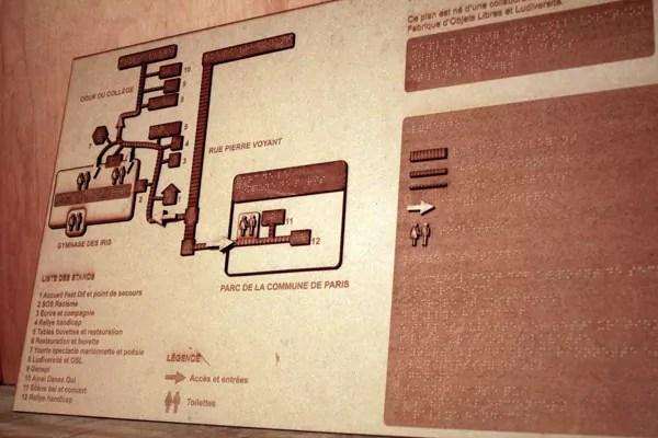 plan braille FabLab