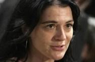 Nathalie Perrin-Gilbert, maire du 1er arrondissement de Lyon.