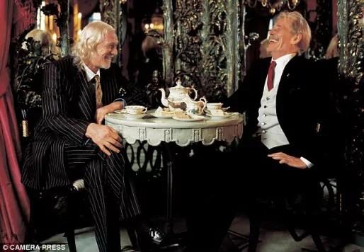 Richard Harris et Peter O'Toole