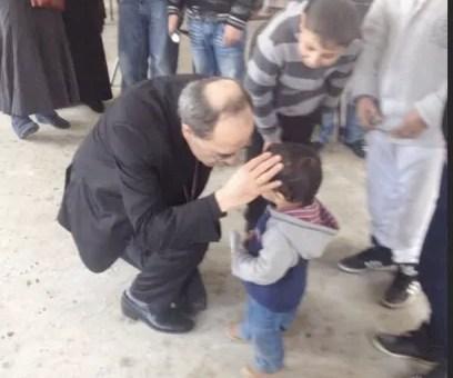 A Villeurbanne, une cinquantaine de Roms hébergés par l'Eglise catholique