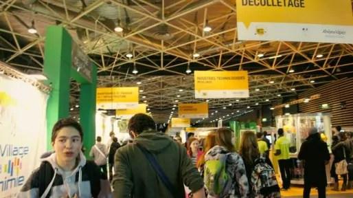 Mondial des Métiers à Lyon. crédits Camille Romano/Rue89Lyon