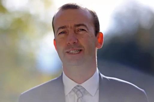 Matthieu Chamussy, candidat UMP à Grenoble. Crédit Nils Louna.