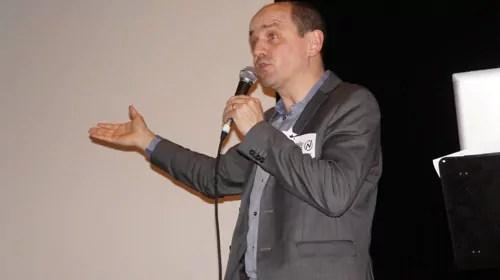 Pierre Larrouturou president de Nouvelle Donne