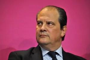 Jean-Christophe Cambadélis premier secrétaire du PS : «merci à mes bons maîtres de Solférino»