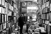Herodote, libraire à Lyon. Crédit : Hugo Lautissier / Rue89Lyon.