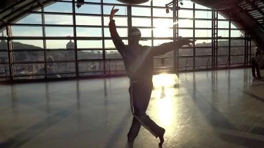 Julian Nicosia, à l'Opéra de Lyon. Crédit DDM/Rue89Lyon.