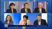 Débat élections européennes, candidats de la circo Sud-Est. Sur France 3 Rhône-Alpes.
