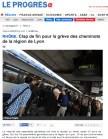 SNCF : La grève des cheminots arrive à son terminus à Lyon