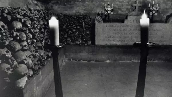 La crypte des Brotteaux : dernier tombeau des Lyonnais tués par l'armée de la Révolution