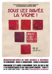 Salon des vins naturels et actuels, Rue89 Lyon.
